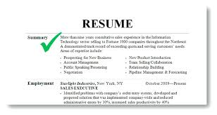 resume profile section examples sample resume skills what put tips