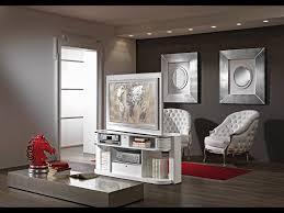 Revolving tv stand Vismara design for middle room tv turn around ...