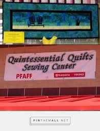 141 best Quilt Shops I Have Visited images on Pinterest | Crochet ... & Quintessential Quilts, Madison, WI. Row by Row visit, July 2015. Like Adamdwight.com