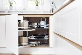 utilise corner cupboards life kitchens