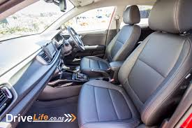 at 325 litres with the seats up the boot has plenty of usable space this is up 37 litres over the previous model and kia claims it among the best in