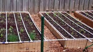 Small Picture Self Watering Square Foot Garden DIY YouTube