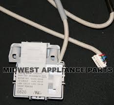 kenmore lid lock. whirlpool washing machine / washer lid lock switch w10059230 kenmore i