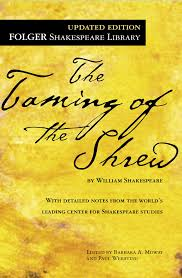 the taming of the shrew book by william shakespeare dr barbara  taming of the shrew 9781476777399 hr