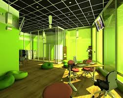 green office. green office color decorating r
