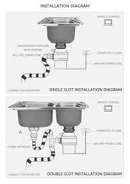 Kitchen Food Waste Disposer Garbage Disposal Manufacturers And