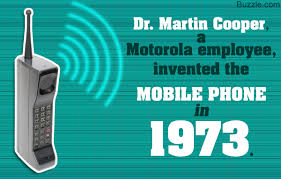 When Was The Cell Phone Invented When Was The First Mobile Phone Invented The Answer May Surprise You
