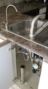 faucet with filtered water dispenser. compact faucet with filtered water dispenser