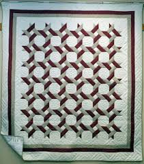 Around the Twist, Amish quilt, 2009. The magnificent snowball ... & Around the Twist Snowball Quilt. Made by Amich Church of Hutchinson,  Kansas. Quilt Inspiration: Snowballs for all seasons. White snowballs  alternate with ... Adamdwight.com