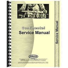continental f163 engine repair manual continental engines f163 engine