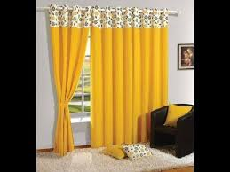 Wonderful Living Room Curtain Ideas !! simple curtain design for home  interiors 2017