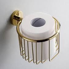 stone coloured bathroom accessories. gold bathroom accessories brass toilet paper holder 761554 2016 \u2013 $35.99 lightinthebox.com stone coloured s