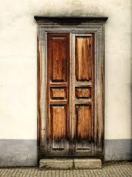 door old entrance the old door architecture