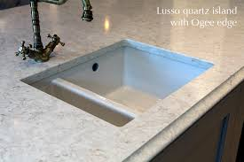 bowl and a half undermounted sink