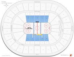 Td Garden Loge Level Center Hockey Seating Rateyourseats Com
