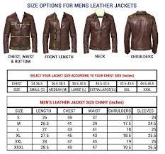 Leather Jacket Size Chart High Quality Slim Biker Jacket Pu Leather Biker Jacket Squarepig