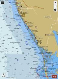 Charlotte Harbor To Tampa Bay Marine Chart Us11425_p158