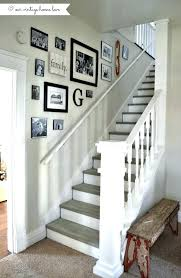 stair landing decor staircase small stair landing decorating ideas