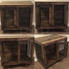 repurpose furniture dog. Single Doggie Den Indoor Dog Kennelsdiy With Decorative Crates Furniture Repurpose W