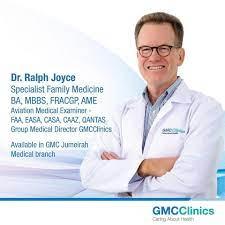 GMCClinics - Dr. Ralph Joyce GROUP MEDICAL DIRECTOR... | Facebook