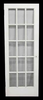 fifteen panel french doors