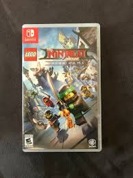 The Lego Ninjago Movie Video Game Nintendo Switch for sale online