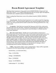 Free Commercial Lease Agreements Forms 39 Simple Room Rental Agreement Templates Template Archive Free