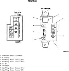 geo prizm fuse box diagram image wiring diagram 1991 geo metro fuse box diagram vehiclepad on 95 geo prizm fuse box diagram