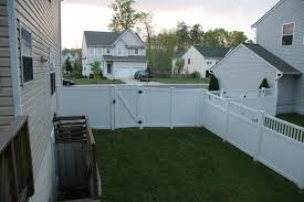 white privacy fence ideas. Home Vinyl Fence Also Front Yard Decoration And Gate Leading Space Decorative Top Border White Color Schemes Privacy Ideas
