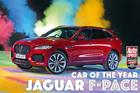 new car 2016 ukCar of the Year 2016 Jaguar FPace  Auto Express