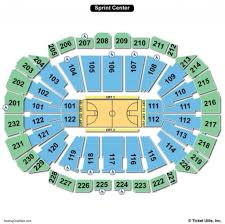 Sprint Center Kc Seating Chart Seating Chart