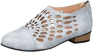 <b>Hot</b> Women's <b>Sexy</b> Closed Pointed Toe Wedge <b>Fashion</b> Rome Retro ...