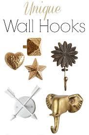 Unique Wall Hook