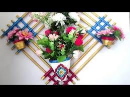 Paper Flower Pots Newspaper Flower Vase Flower Pot Best Out Of Waste Diy