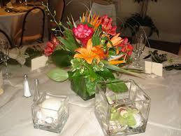 tropical Wedding Ideas | Siesta Key Wedding: Beautiful Tropical Theme   Flowers By Fudgie .