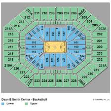 Unc Asheville Mens Basketball Seating Map