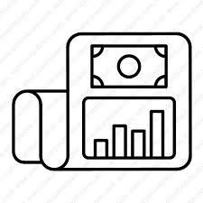 Download Graph Report Icon Inventicons