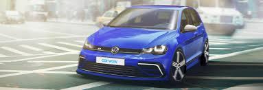 new volkswagen 2018. modren volkswagen 2019 new vw golf r mk8 render by carwow in volkswagen 2018
