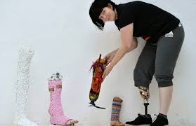 Artists turn old prosthetic limbs into artworks | Arts & Ent , Culture |  THE DAILY STAR