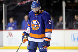 Islanders Depth Chart New York Islanders 2018 19 Season Left Defense Depth Chart