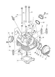 yamaha kodiak parts diagram yamaha image 1994 yamaha kodiak 400 4wd yfm400fwf cylinder head parts best on yamaha kodiak 400 parts diagram