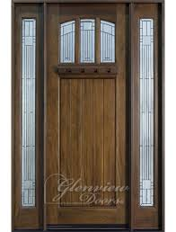 custom front doorsSOLID WOOD ENTRY DOORS Exterior Wood Doors Front Doors Exterior