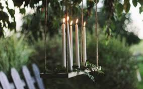 diy outdoor candle chandelier tutorial patio outdoor furniture outdoor lighting
