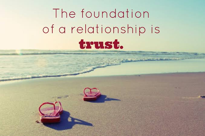 trust in a relationship is important