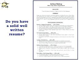 Law Enforcement Resume Impressive Law Enforcement Resume Adorable Resume Profile Examples Law