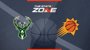 2020-21 NBA Finals – Milwaukee Bucks ...