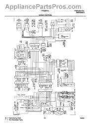 refrigerator parts frigidaire tudosobreseo info Ice Maker Schematic Diagram at Frigidaire Refrigerator Ice Maker Wiring Diagram