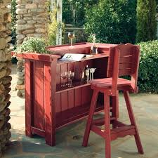 patio bar wood. Outdoor Patio Bar Wood Furniture D