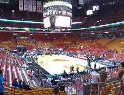 American Airlines Arena Section 114 Seat Views Seatgeek
