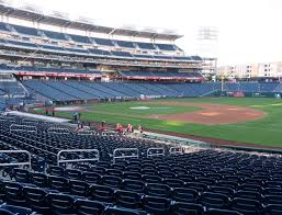 Nationals Park Concert Seating Chart Nationals Park Section 134 Seat Views Seatgeek
